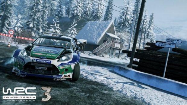 WRC 3: nuove immagini sul Rally di Monte Carlo
