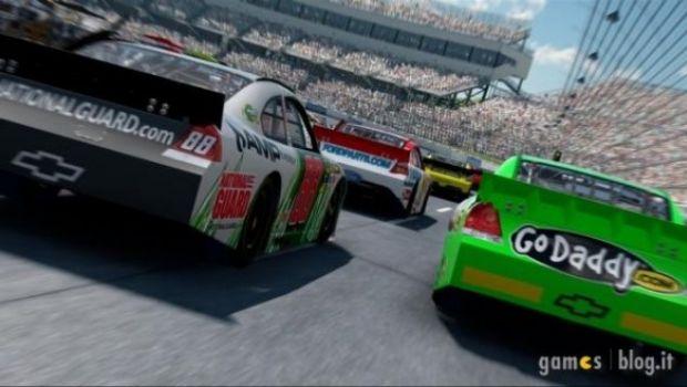 NASCAR The Game: Inside Line – i bolidi e gli ovali della Sprint Cup in nuove immagini
