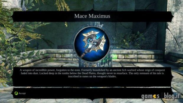 Darksiders 2: immagini e dettagli sul sistema online dei Tomi
