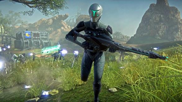 """PlanetSide 2: nuove immagini di gioco e un piccolo assaggio del video """"Death is no Excuse"""""""