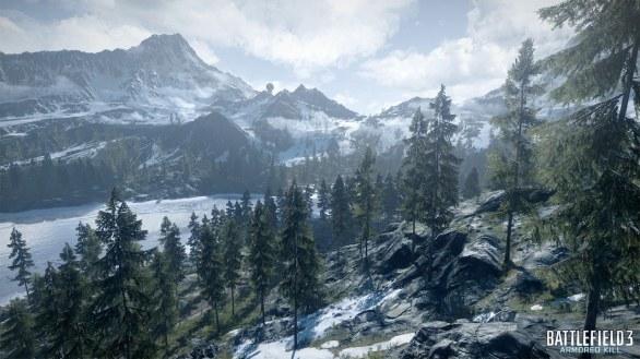 Battlefield 3: Armored Kill – le montagne Alborz in immagini e video