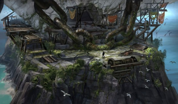 [GamesCom 2012] God of War: Ascension – nuovi artwork e trailer della modalità multigiocatore