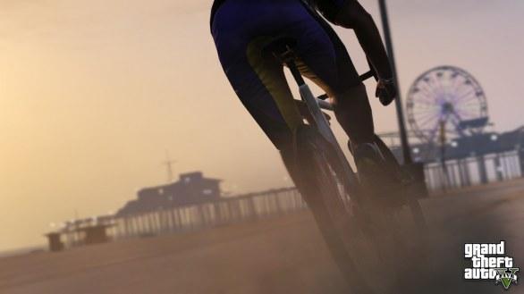 Grand Theft Auto V: nuove immagini dei mezzi di trasporto