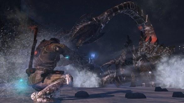 [Gamescom 2012] Lost Planet 3 nuovamente filmato e fotografato