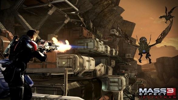 "Mass Effect 3: l'espansione ""Leviathan"" in immagini e video"