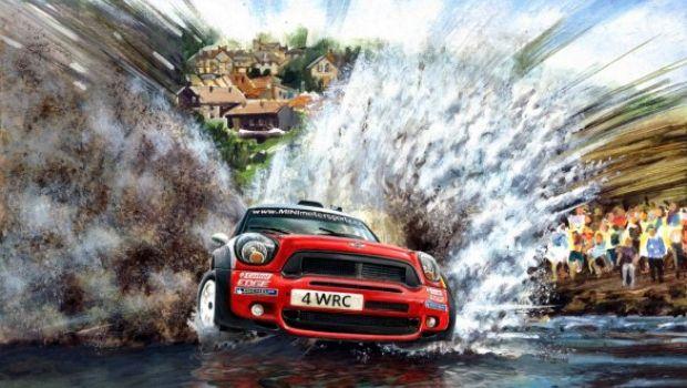 WRC 3: gli artwork di Mini, Citroen e Volkswagen