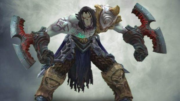 Darksiders 2: nuove immagini sulle armi e sulle armature di Morte
