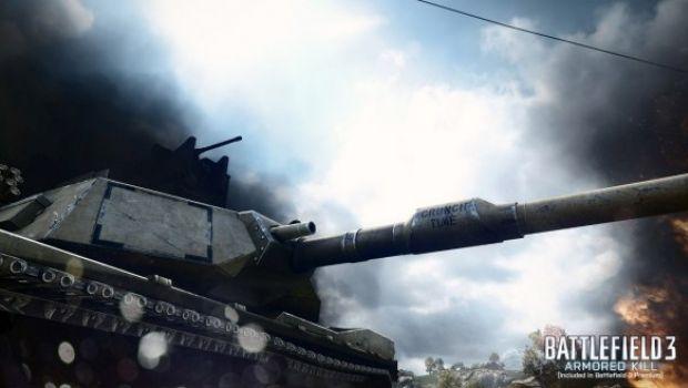Battlefield 3: Armored Kill in tre nuove immagini