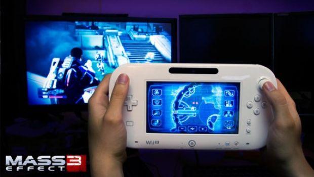 Mass Effect 3: prime immagini su Wii U