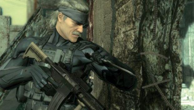Metal Gear Solid 4: in arrivo la patch che aggiunge i trofei