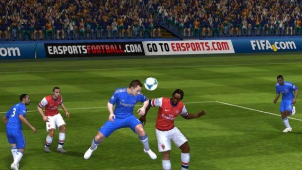 FIFA 13 iOS avrà multiplayer competitivo online e grafica migliorata – immagini