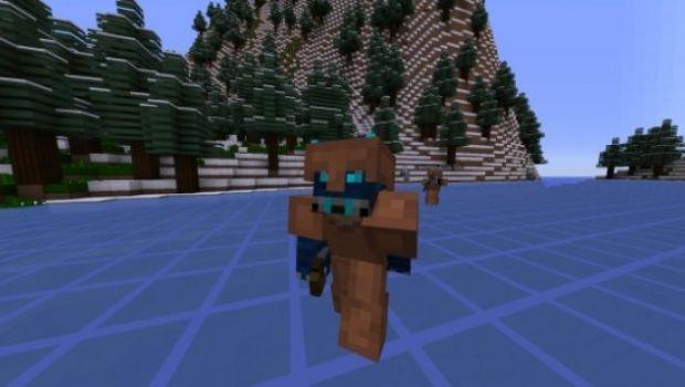 MineZ: anche Minecraft ha la sua mod a tema zombie