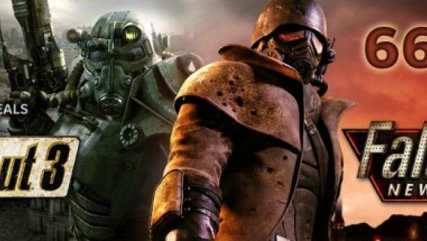 Steam: Fallout 3 e Fallout: New Vegas al 66% di sconto