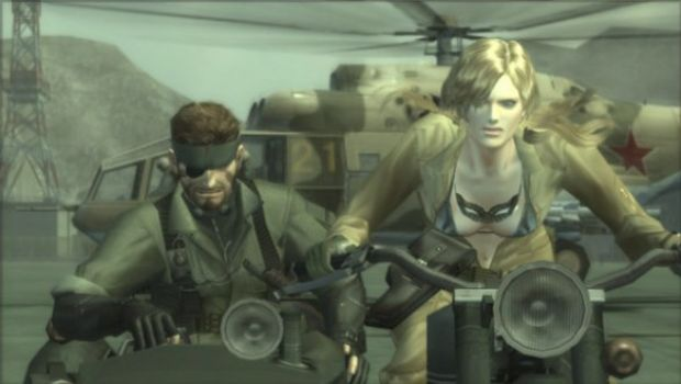 Metal Gear Solid HD Collection arriva anche in versione digital delivery