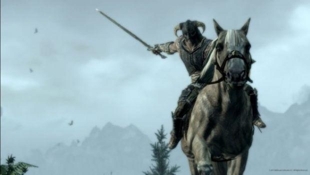 The Elder Scrolls V: Skyrim – data per la patch 1.7 su PS3 e X360
