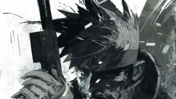 Metal Gear Solid: le bellissime illustrazioni di Ashley Wood