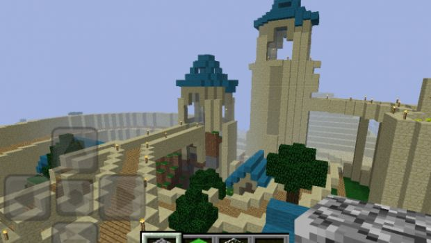 Minecraft Pocket Edition: aggiunti nuovi mostri e armi