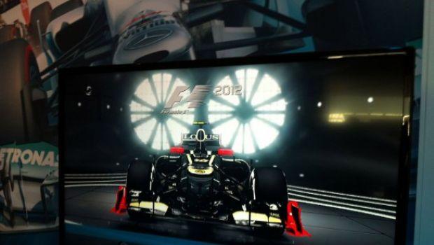 [Gamescom 2012] F1 2012: una demo prima dell'uscita