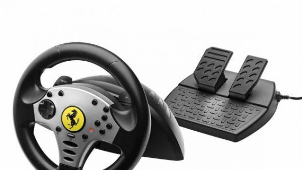Thrustmaster Ferrari Challenge: presto una nuova versione del volante entry level