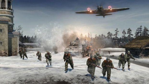 [Gamescom 2012] Company of Heroes 2: la campagna di Russia in nuove immagini