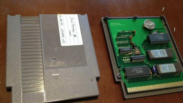 Final Fantasy II: la rarissima cartuccia per NES in vendita su ebay a 50 mila dollari