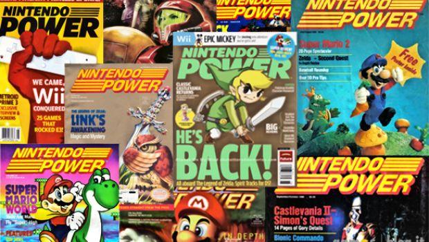 Nintendo Power chiude i battenti dopo 24 anni: a settembre l'ultimo numero