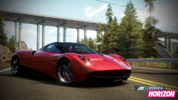 Forza Horizon: nuove immagini sulle auto VIP dell'Edizione Limitata
