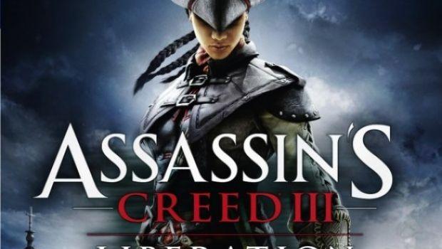Assassin's Creed III: Liberation – svelata la copertina ufficiale dello spin-off per PS Vita