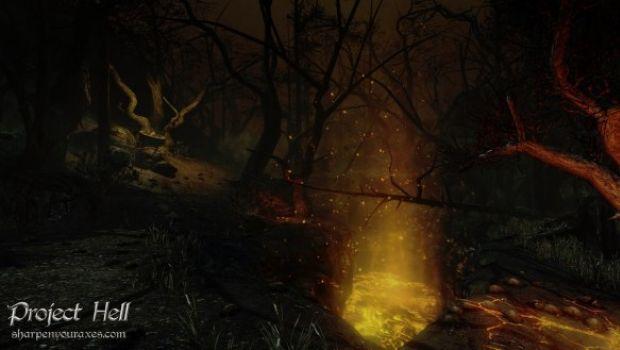 Project Hell: dagli autori di Dead Island un nuovo hack 'n slash ad ambientazione dark fantasy – prime immagini
