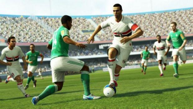 PES 2013: la seconda demo è disponibile – nuove immagini sulle squadre brasiliane