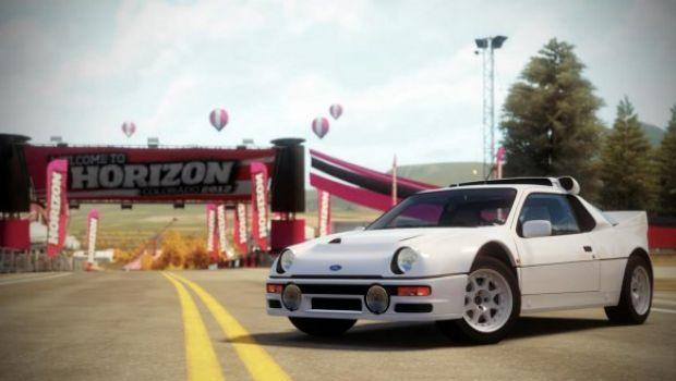 Forza Horizon: nuovi bolidi in foto