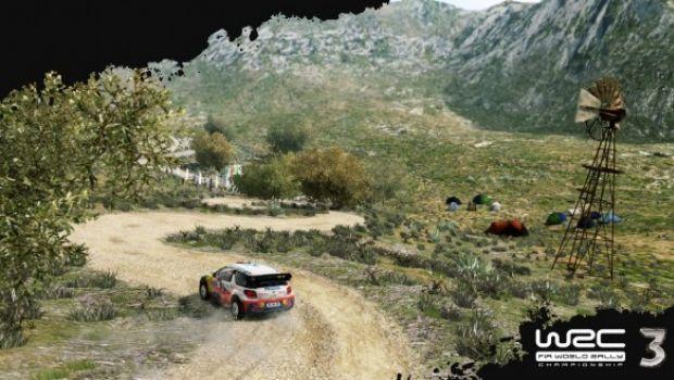 WRC 3: il Rally Guanajuato Mexico e il Rally Sweden in nuove immagini
