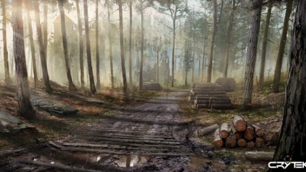 Redemption: immagini e artwork del gioco cancellato da Crytek