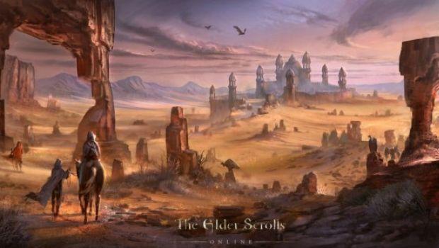 The Elder Scrolls Online: la varietà delle ambientazioni in nuovi artwork