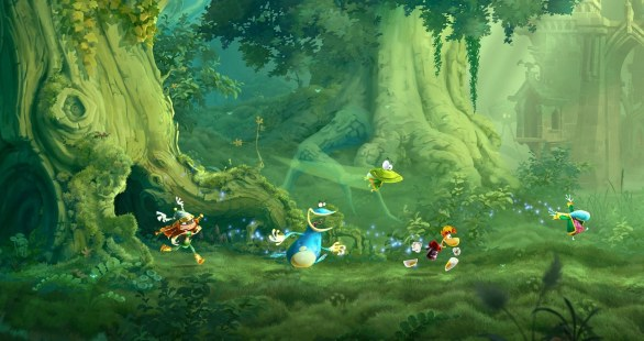 [Gamescom 2012] Rayman Legends: immagini e video da Colonia