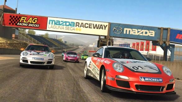 Real Racing 3: trailer d'annuncio e prime informazioni