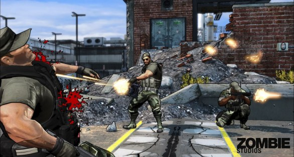 Special Forces: Team X – un nuovo sparatutto free-to-play dagli autori di Blacklight Retribution
