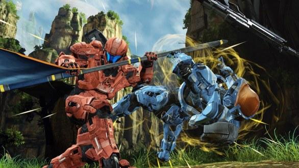 """Halo 4: la mappa multiplayer """"Exile"""" in immagini e video"""