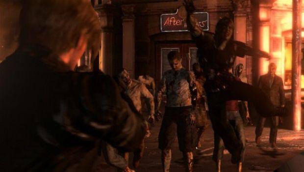 """Resident Evil 6: finalmente in arrivo la demo """"pubblica"""""""
