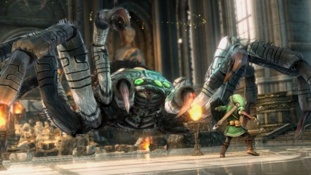 Zelda su Wii U: nuove indiscrezioni su ambientazioni, gameplay, grafica e data d'uscita