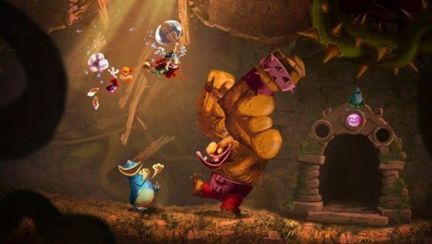 Rayman Legends: nuove immagini