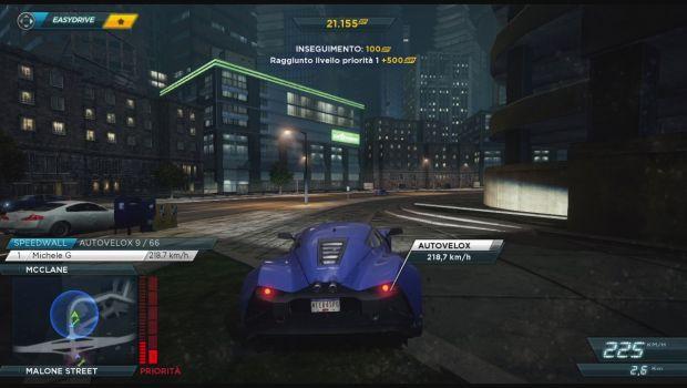 Need for Speed: Most Wanted per Wii U potrà essere giocato anche dallo schermo del GamePad