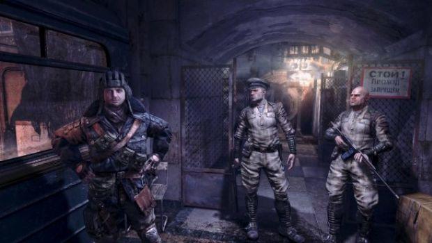 Metro: Last Light torna a mostrarsi in nuove immagini di gioco