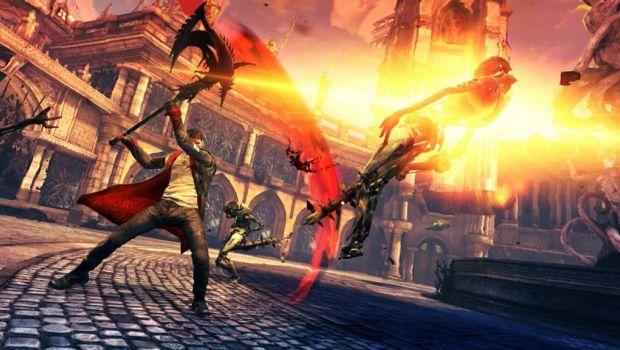 DmC – Devil May Cry non avrà DLC residenti su disco