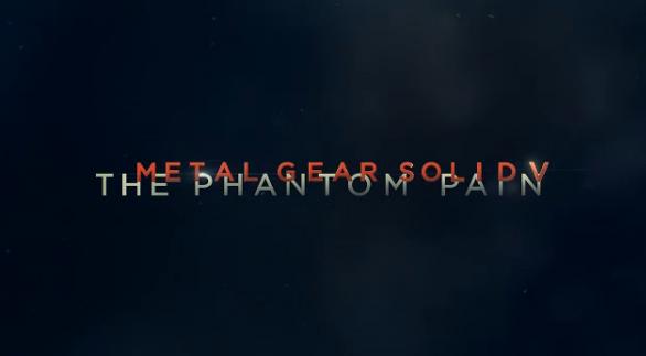 GDC 2013 – The Phantom Pain è Metal Gear Solid V – trailer di annuncio e immagini