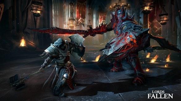 Lords of the Fallen: prime immagini di gioco dall'E3 2013