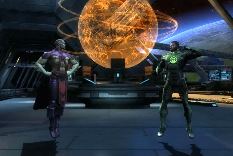 Injustice: Gods Among Us – Martian Manhunter disponibile al download dal 30 luglio
