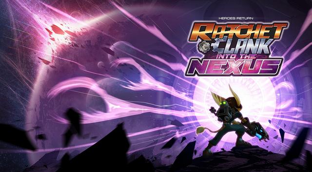Ratchet & Clank: Into The Nexus – ecco le prime immagini di gioco