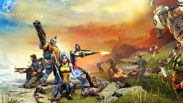 Borderlands 2: data e info sulla GOTY Edition e sull'Ultimate Vault Hunter Upgrade Pack 2