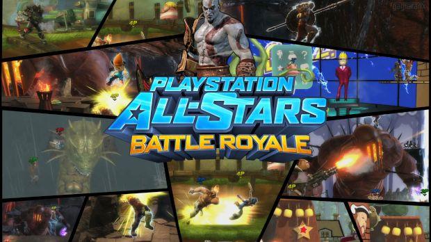 PlayStation All-Stars Battle Royale: niente più personaggi o livelli aggiuntivi